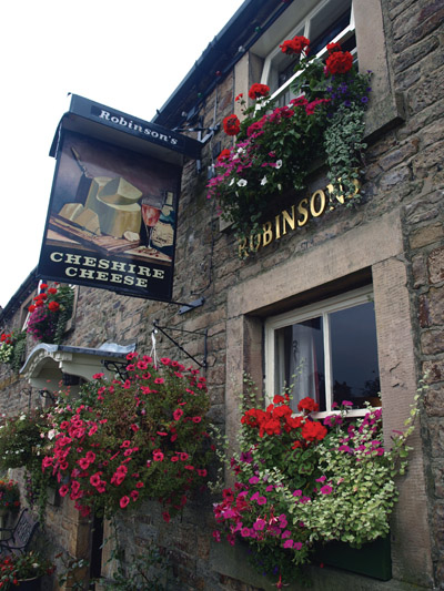 Cheshire Cheese in Longnor